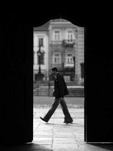 street foto - Košice